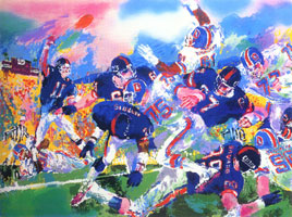 LeRoy Neiman Originals call 702-222-2221 NeimansOnly.com